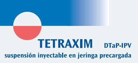 TETRAXIM SUSPENSION INYECTABLE EN JERINGA PRECARGADA